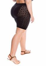 Aztec Pattern Plus Size Anti Chafing Slip Shorts Knickers UK 8-28 XXL