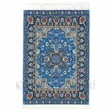 Dolls House Medium Rectangular 18th Century Carpet / Rug (18nmr09)