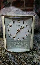 Vintage Kienzle Art Deco Style Musical Alarm, BedroomI Clock G.W.O