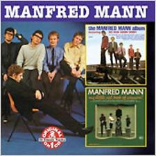 The Manfred Mann Album/My Little Red Book of Winners by Manfred Mann (Group) (CD
