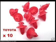 TOYOTA Parafango & FENDER Flare stampaggio clip RICAMBIO FERMO T87