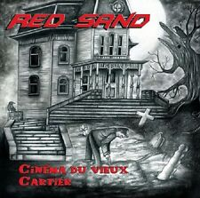 CD Red Sand - Cinema du Vieux Cartier