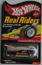 "Hot Wheels – VW Drag Truck ""Real Riders Series 5"" Neu/OVP"