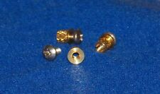Slot Car 3 pack of Brass Inserts with screws fits Revell, Monogram, Tamiya, AMT