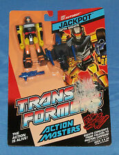 G1 Transformers Action Master JACKPOT MOC