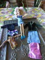 mannequin ,La poupée Moderne et ses vetements !!