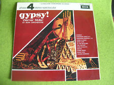 LP GYPSY! WERNER MULLER-PFS 4.105-1969