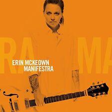 Erin McKeown - Manifestra [CD]