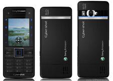 100% Genuine Original, New, Sony Ericsson C902 Cyber Shot Mobile Phone.