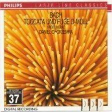 BACH Toccata & Fugue D mineur BWV 565 (PHILIPS) (Daniel CHORZEMPA) [CD]