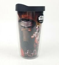 STAR WARS The Force Awakens TERVIS Tumbler Travel Cup  Wrap 16oz Brand New