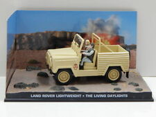 James Bond Land Rover Diecast Vehicles