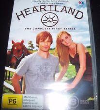 Heartland The Complete First Season 1 (Australia Region 4) ABC DVD – New