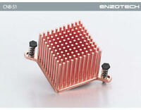 Enzotech CNB-S1 One-Piece Copper Northbridge Heatsink