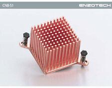 Enzotech cnb-s1 einteilig Kupfer Northbridge Kühlkörper