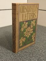 Chesterfield's Letters by Henry Altemus (1899) hardcover G+