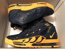 Nike Air Max Pillar Navy/Maize, Retro Michigan Wolverine Size 13 Used DS Rare