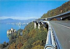 B31785 Chillon Montreux l`autoroute  switzerland