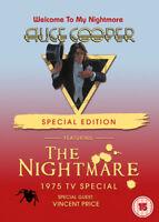 Alice Cooper: Welcome to My Nightmare/The Nightmare DVD (2017) Alice Cooper