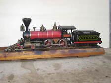 FULGUREX ASTER Loco gauge1 live steam, Echtdampf Reno della V. & T. R. R.