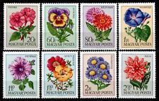 Gartenblumen. 8W. Ungarn 1968
