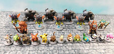 24X Well Painted CMON Spaghetti Western Games Arcadia Quest Pets new
