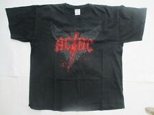 Tee-Shirt ACDC Taille XL Noir