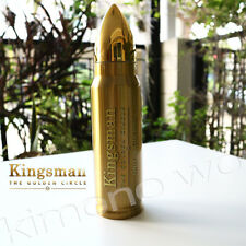 350ml Bullet Stainless Steel Travel LIMITED EDITION Kingsman The Golden Movie A6