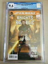 Star Wars Knights of the Old Republic #31 - CGC 9.6 - 1st Appearance Darth Malak