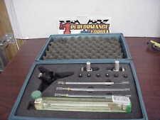 Fisher Scientific Lab Crest Mark III Flowmeter Kit In Storage Case Free Shipping