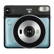 Appareil Photo Analogique Instantanée Fujifilm Instax Square SQ6 Aqua Bleu
