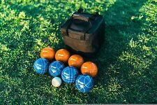 Regulation Size Bocce Ball Set (107mm, 920g)