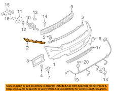 BMW OEM 03-05 Z4 Rear Bumper-Side Support Left 51127016077