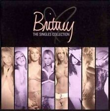 Singles Collection 0886975967520 by Britney Spears CD