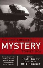 The Best American Mystery Stories 2006, New Books