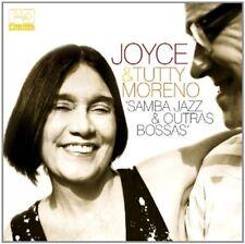 Joyce & Tutty Moreno - Samba Jazz & Outras Bossas CD NEU