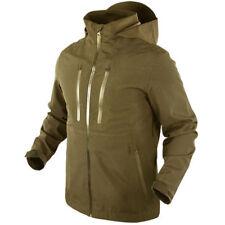 Condor Aegis Hard Shell Waterproof Jacket - Tan - XXL - New