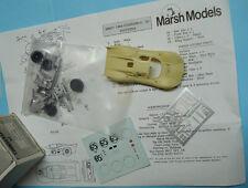 CHAPARRAL 2D Daytona'66 n° 65 - 1/43rd resin & w.metal MARSH Models KIT MM23