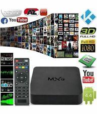 MXQ RK3229 4K Smart TV Box Android (HDD 8GB, Quad Core, RAM 1GB)