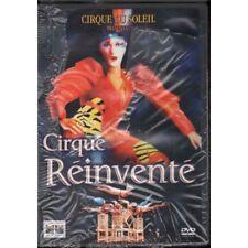 Cirque du soleil - Cirque reinvente DVD Sigillato 8013123001214