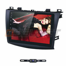 "For Mazda 3 2010-2013 Car Radio 9"" Android 9.0 2Din GPS Navi Stereo Wifi DAB+Cam"