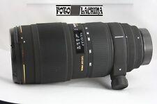 SIGMA 70-200 mm F 2,8 II APO EX DG MACRO per NIKON AF D HSM