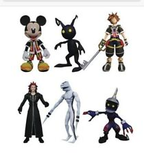 Kingdom Hearts Select Mickey Mouse & Sora Action Figure Set Diamond Select Toys