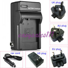 DMW-BCK7 Battery Charger For Panasonic Lumix DMC-FH2 DMC-FH4 DMC-FH5 DMC-FH6 FH7