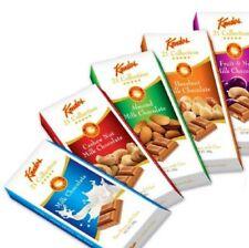 Famous Kandos Brand Chocolates Milk, Cashew nut, Almond, Fruit & Nut, Hazelnut