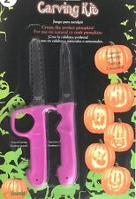 Halloween Pumpkin Carving Kit - 5 stencils