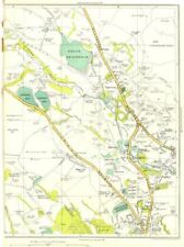LANCASHIRE.Bolton,Astley Bridge,Horrocks,Egerton,Dimple,Eagley,Dunscar 1935 map
