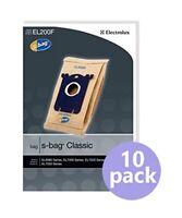 Electrolux EL200F S-Bag Classic Vacuum Bag, (10 Pack)