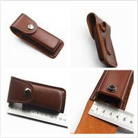 Black Multi Tool Nylon Pouch Bag For Fold Sheath Belt Outdoor Belt Camp
