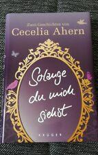 Solange du mich siehst von Cecelia Ahern (2012, Gebundene Ausgabe)